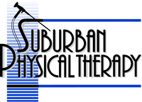 Logo design for Suburban Physical Therapy which is part of Suburban Orthopaedics in Chicago.